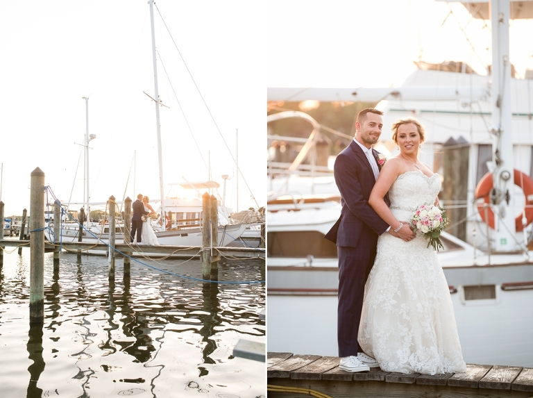 S Wedding Photographer Yacht Club