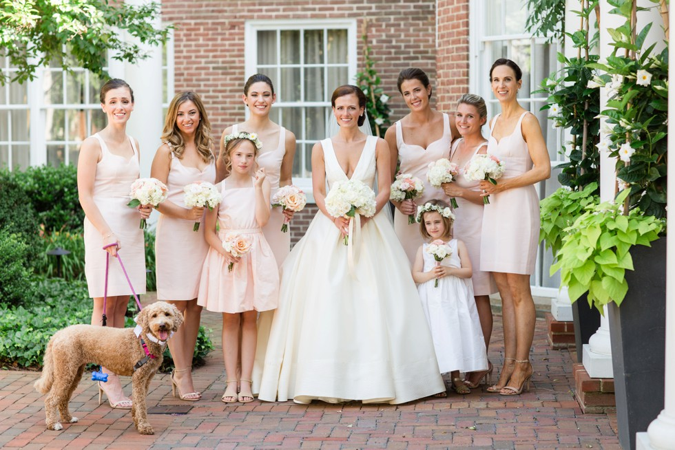 Anne Barge - Pet Friendly Wedding Venue - Tidewater Inn Wedding