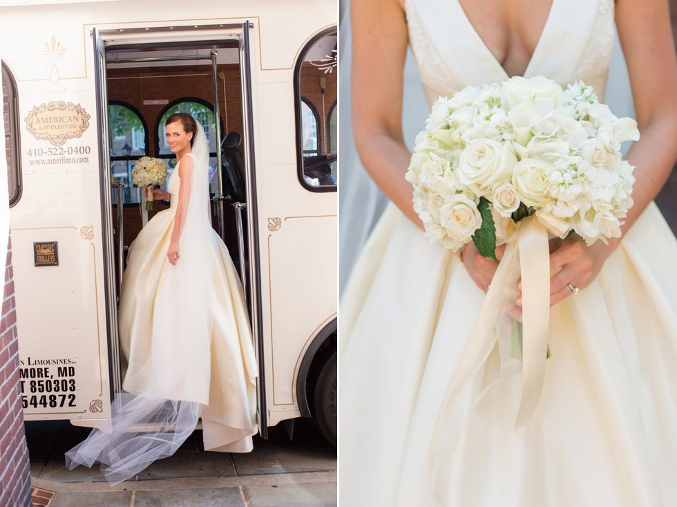 Anne Barge - Pet Friendly Wedding Venue - Tidewater Inn Wedding