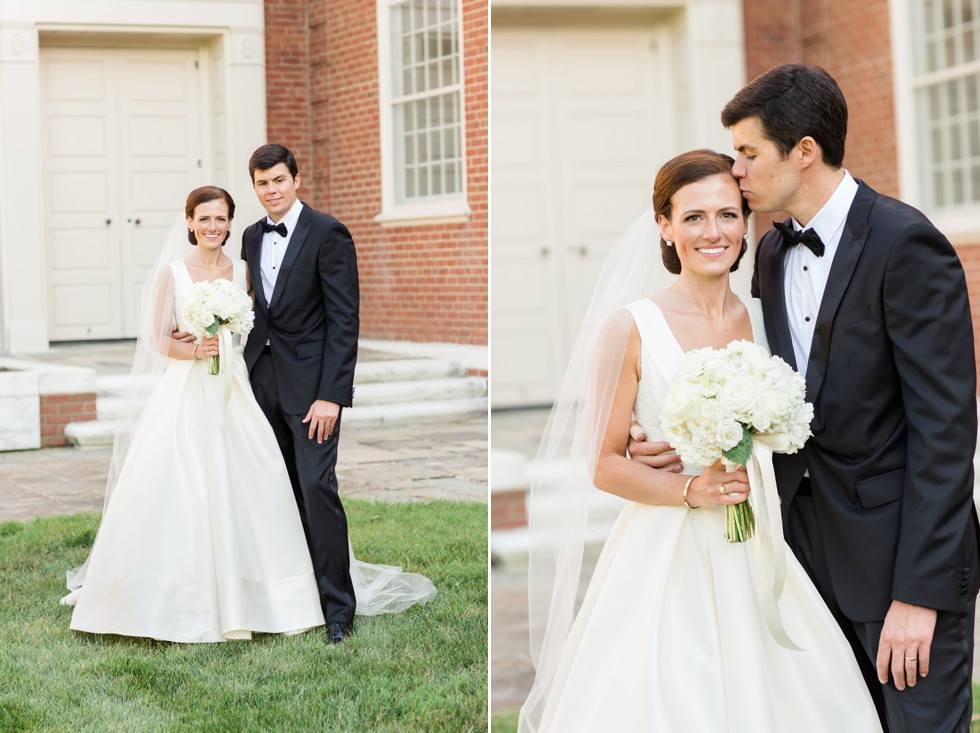 Wedding photo in Eastern Shore Maryland