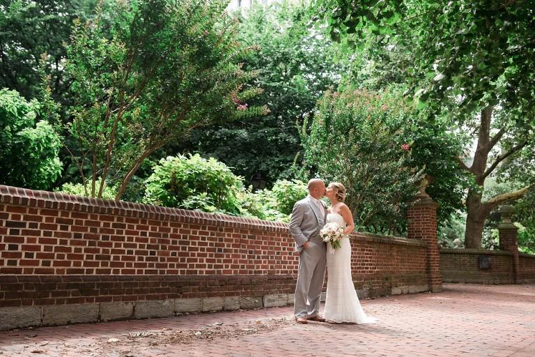 downtown philadelphia wedding at talulas garden kelly
