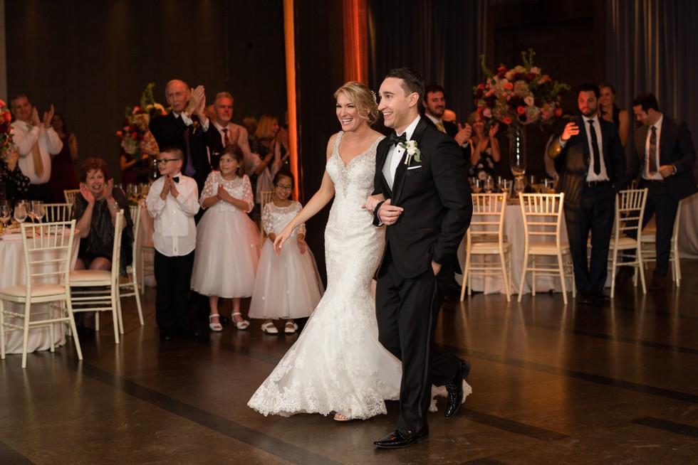 One Atlantic wedding reception planned by Bespoke Moments Live band Clara Jordan Band Hank Lane