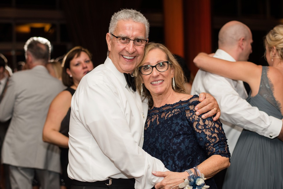 Wedding Reception toasts at One Atlantic Events in ACNJ