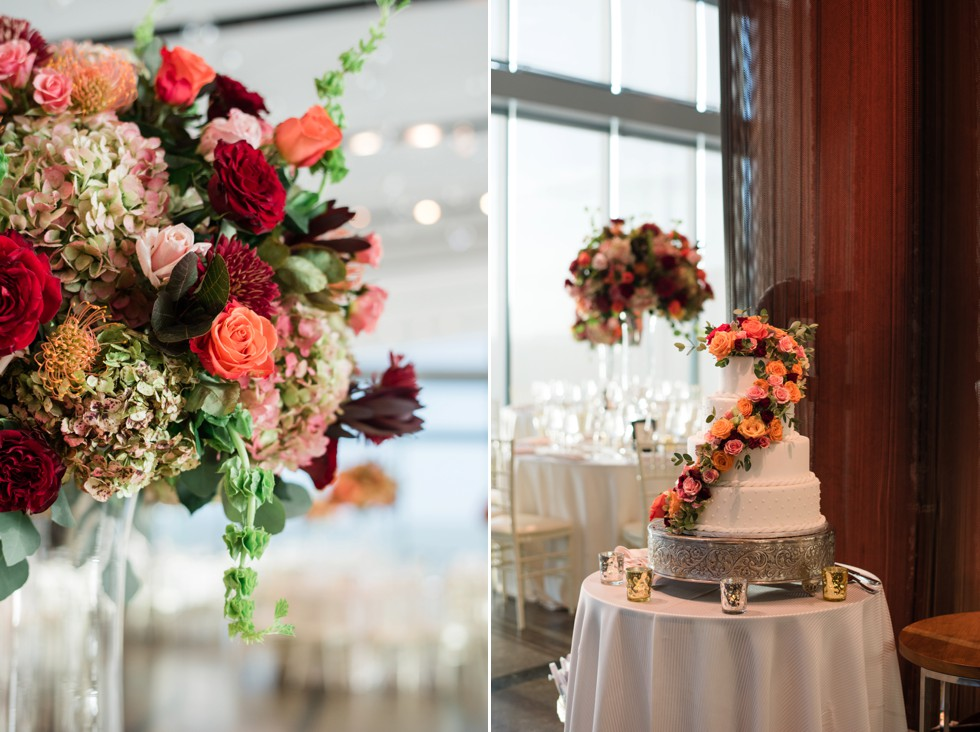 Manic botanic florals and Bespoke Moments planning a wedding at One atlantic NJ