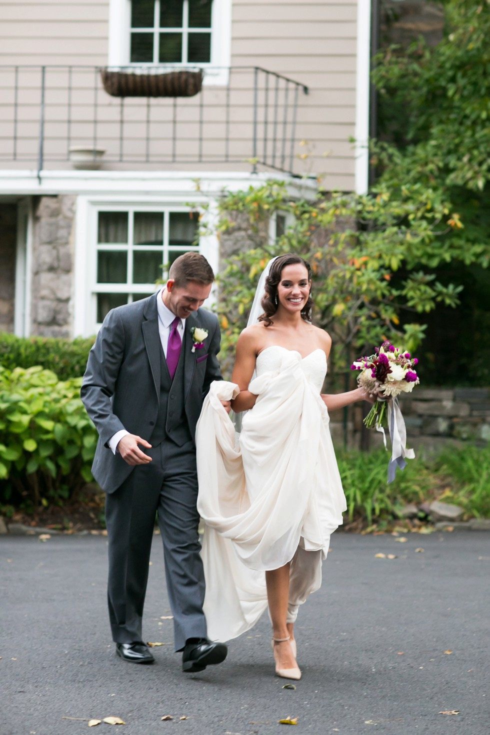 arielle fera styled bride and groom session