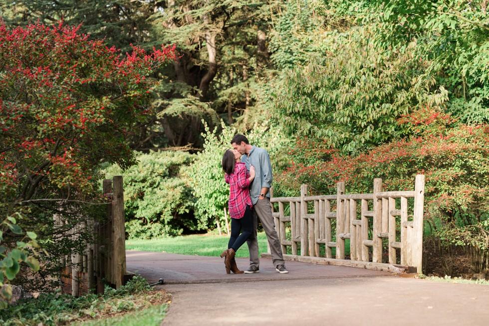 Springhouse in Morris Arboretum