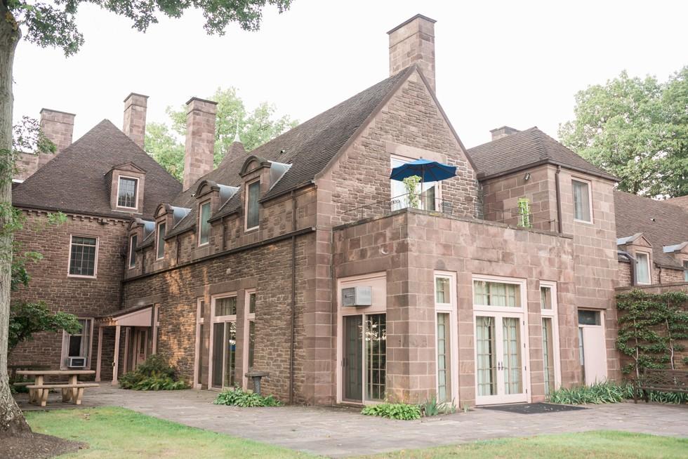 exterior of Tyler Gardens building