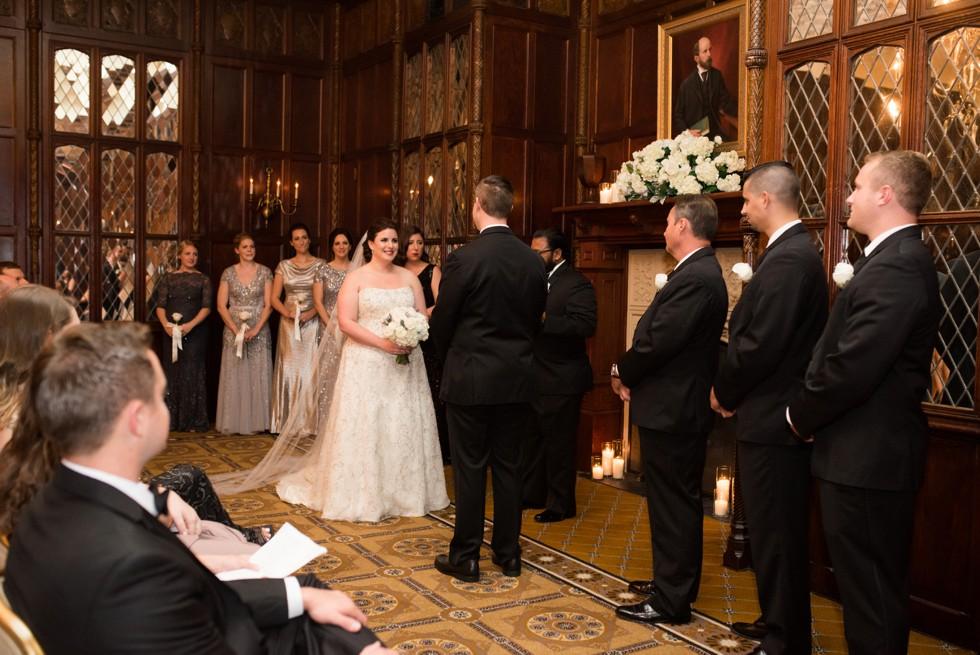 The Hay Adams Hotel Wedding ceremony in DC