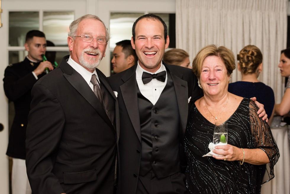 The Hay Adams Hotel Wedding reception in DC