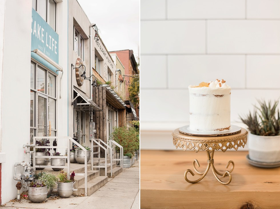bakery with wedding cakes in Philadelhpia