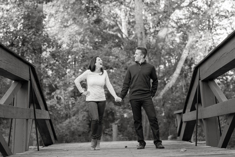 Philadelphia Autumn engagement