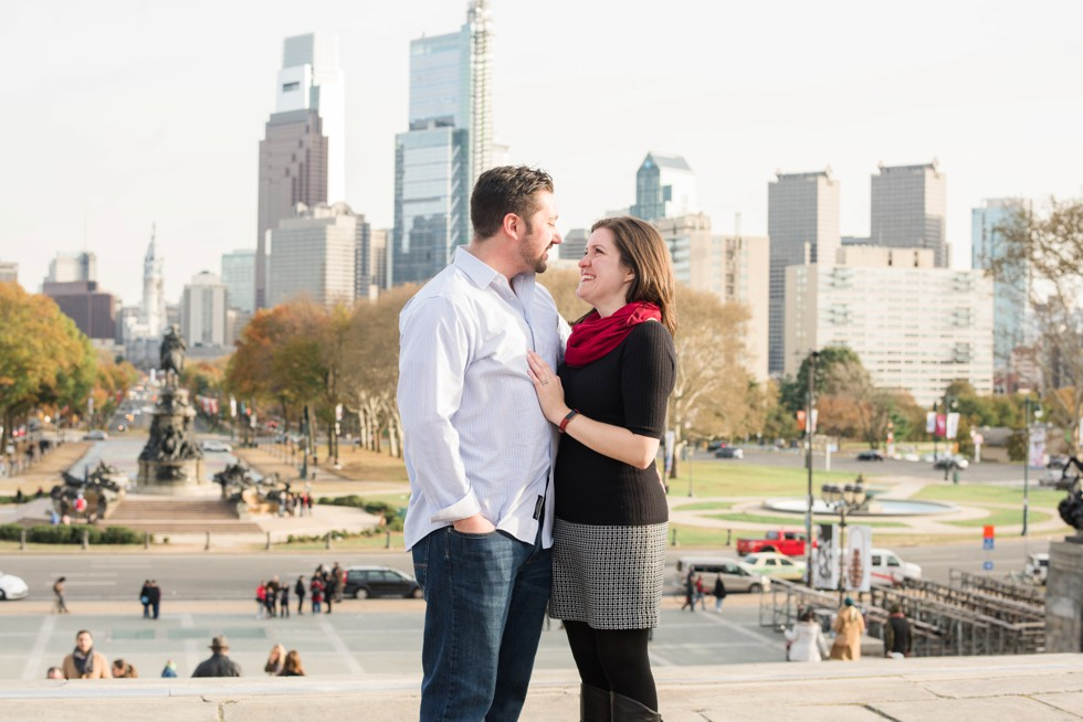 proposal photos in philly