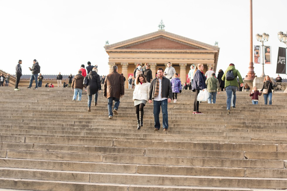 PMA rocky steps proposal photo