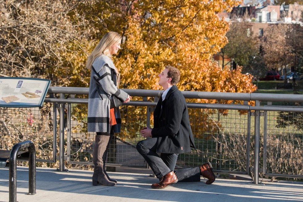 Philadelphia proposal photos