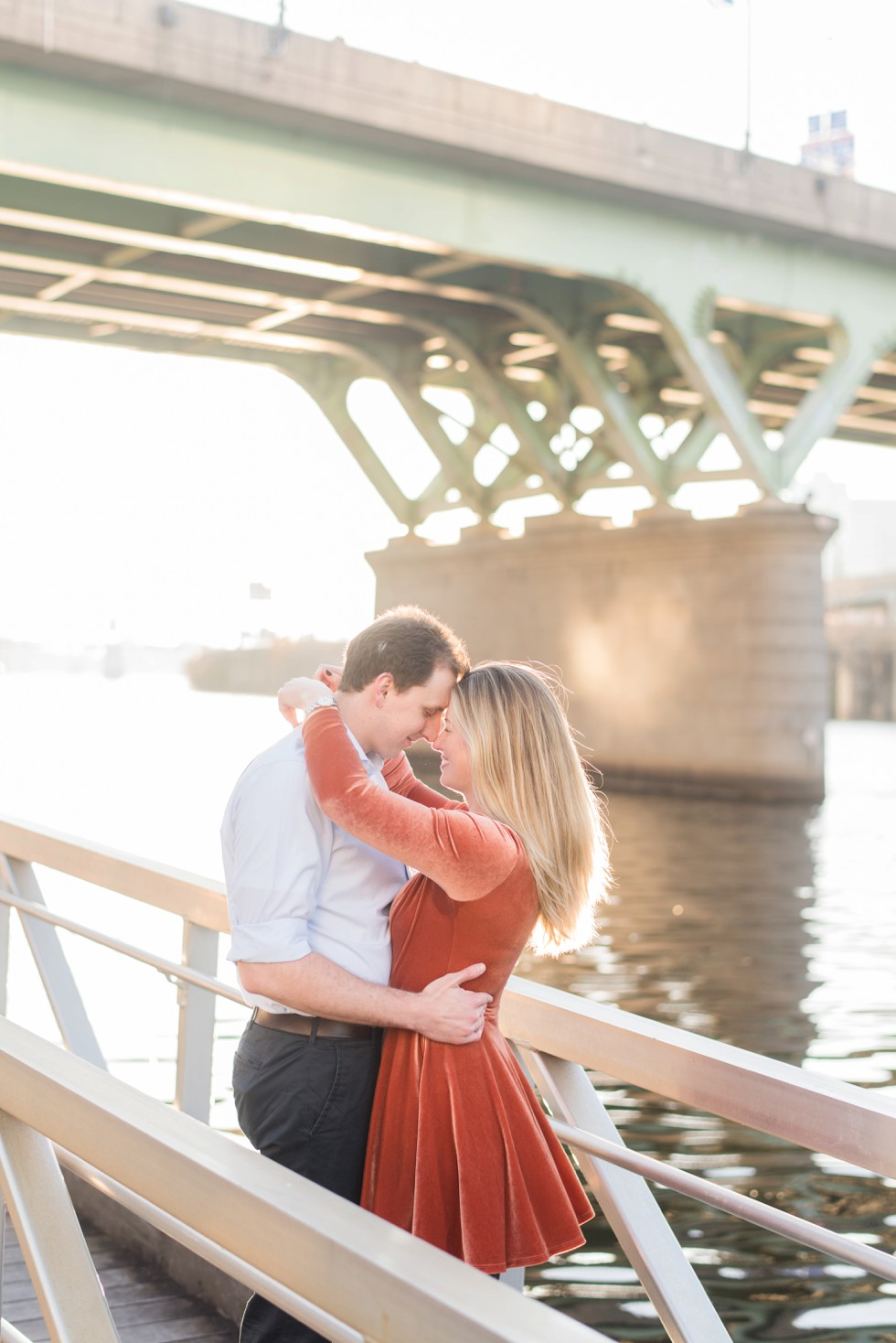 Schuylkill River Philadelphia proposal photos