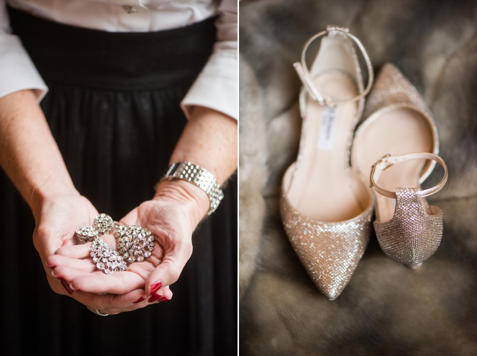 LK Bennett bridal shoes