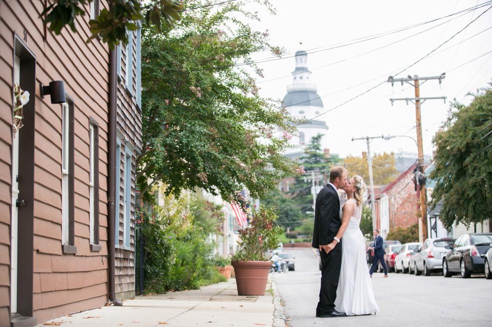 downtown elopement photos