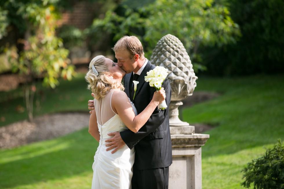 garden elopement photographer