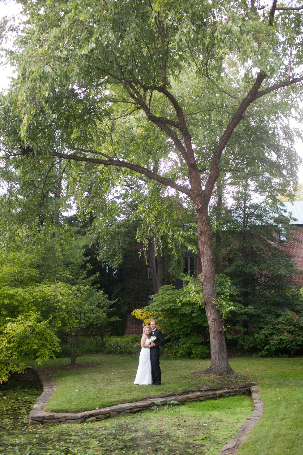 elopement in the trees