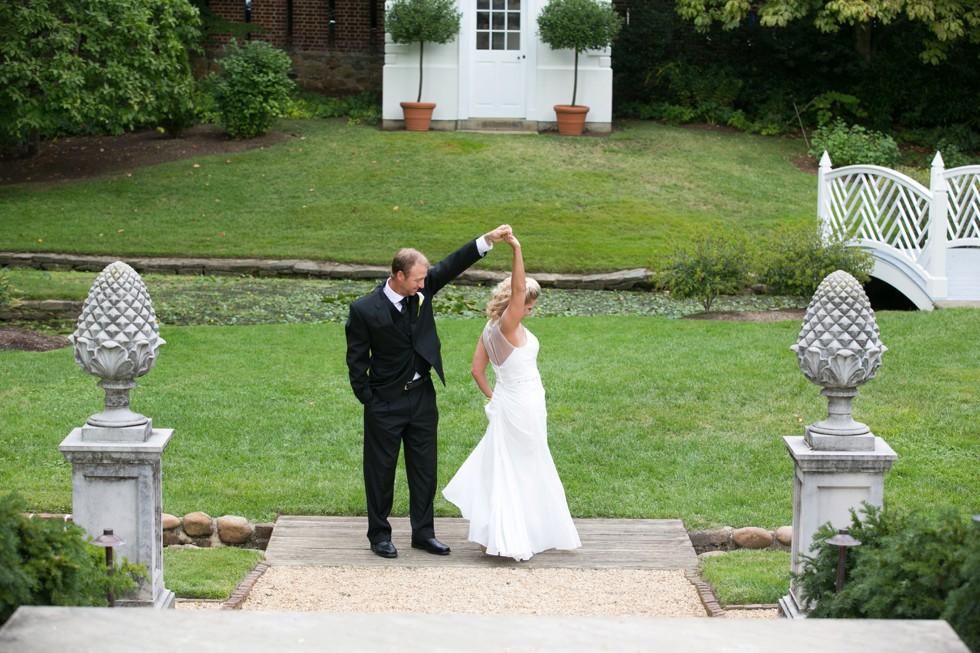 paca house and garden intimate wedding photos