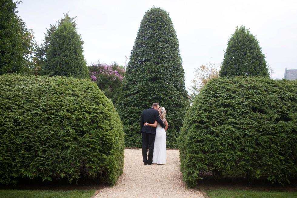 paca house and garden wedding photos