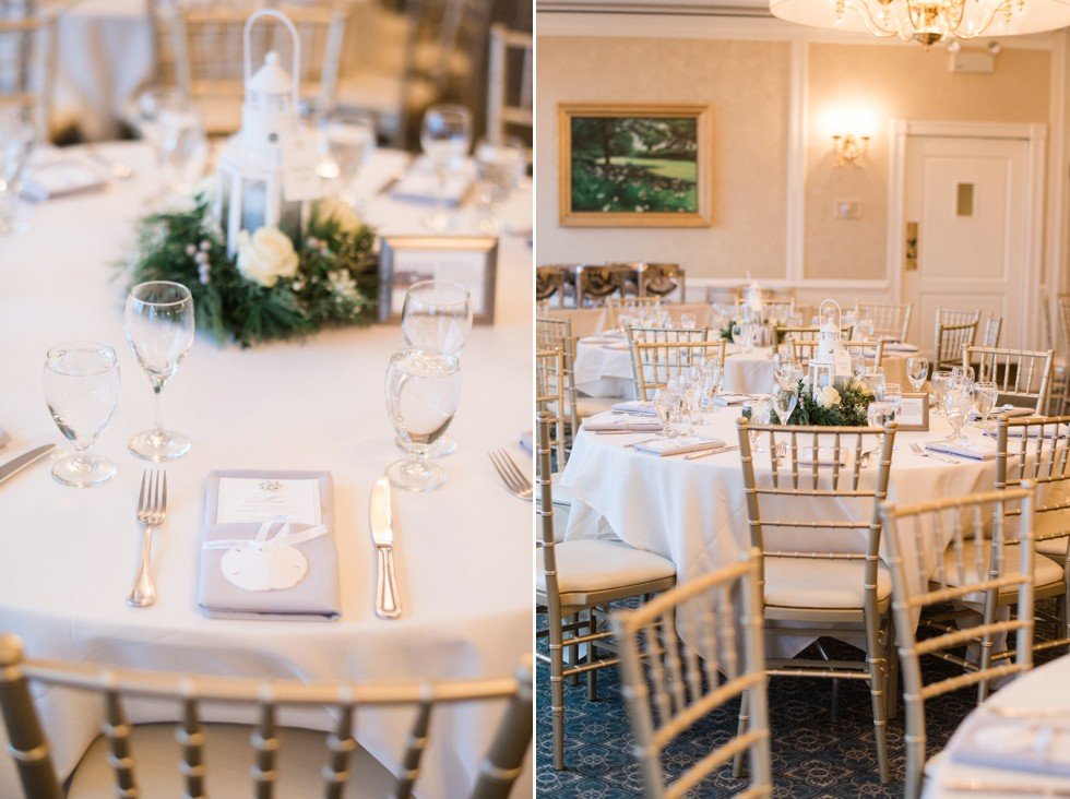 KJ Florals New Seabury Country Club wedding on Cape Cod