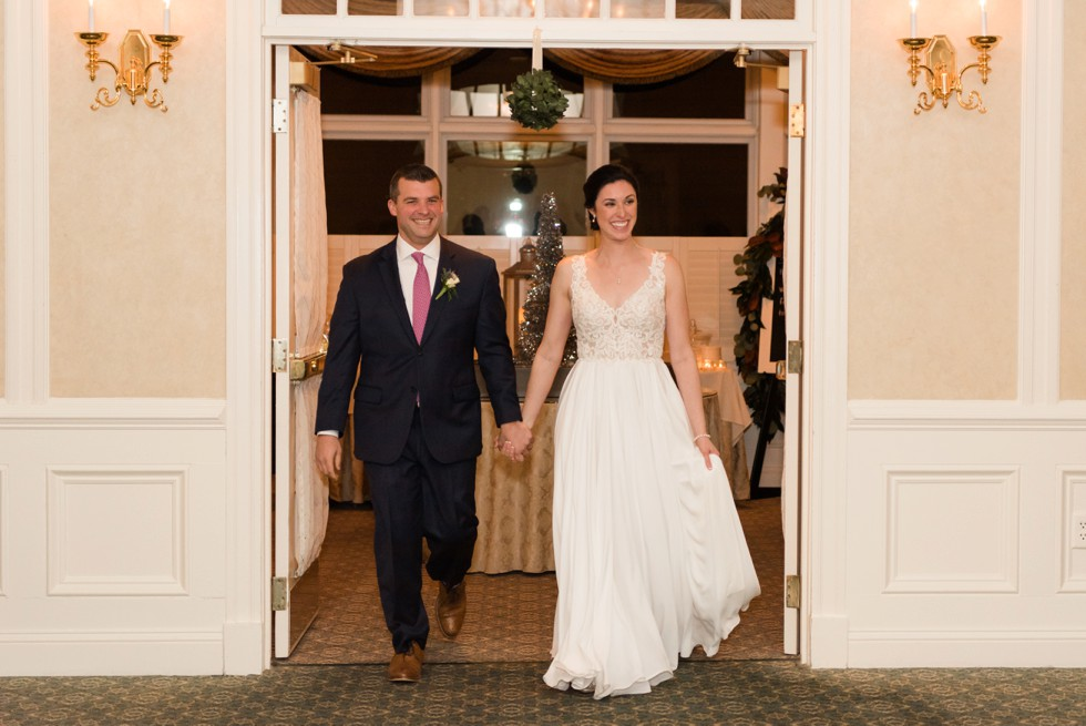 Cape Cod New Seabury Country Club wedding reception