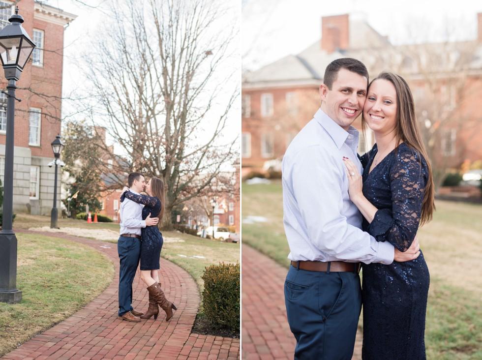 maryland state house engagement photo