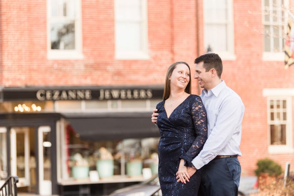maryland avenue engagement