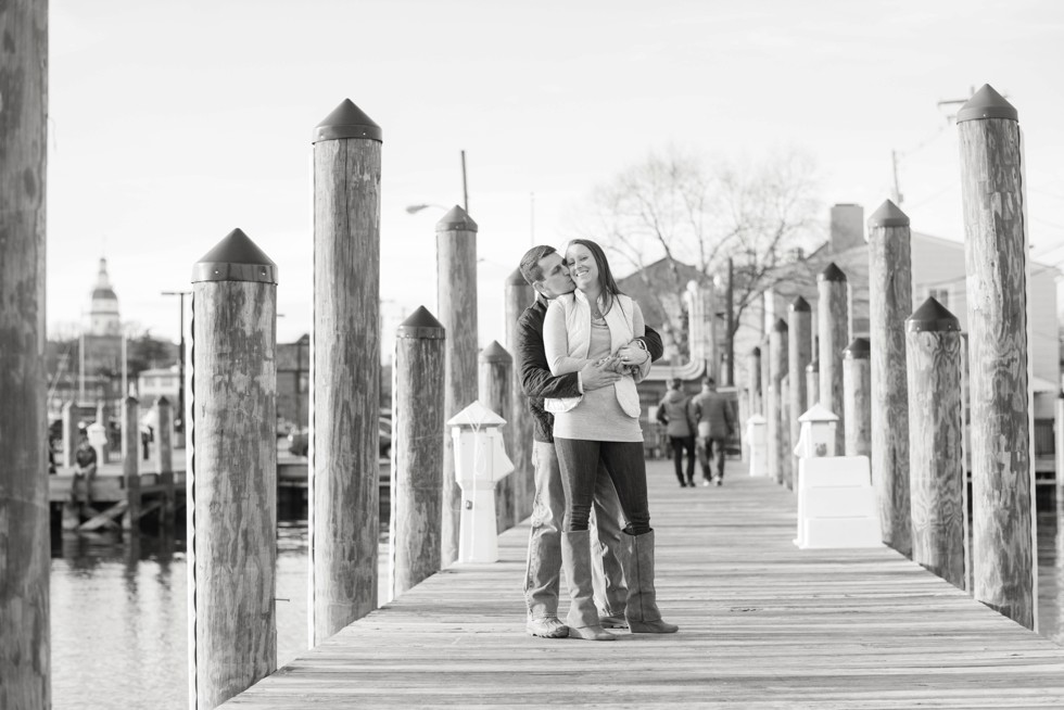 chesapeake bay engagement pictures