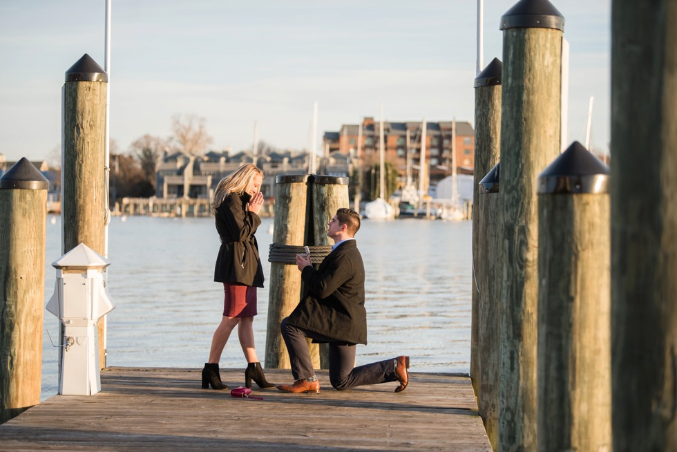 proposal pictures in Annapolis
