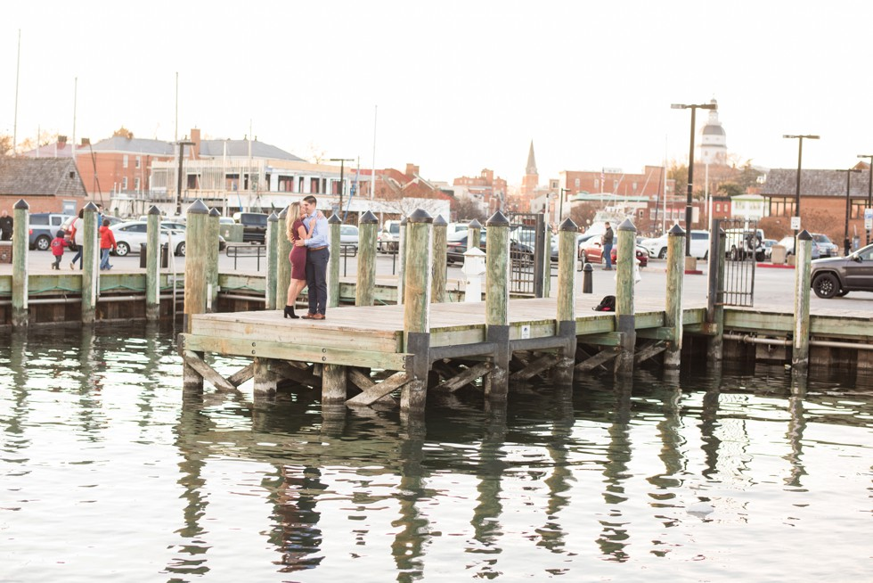 city dock engagement