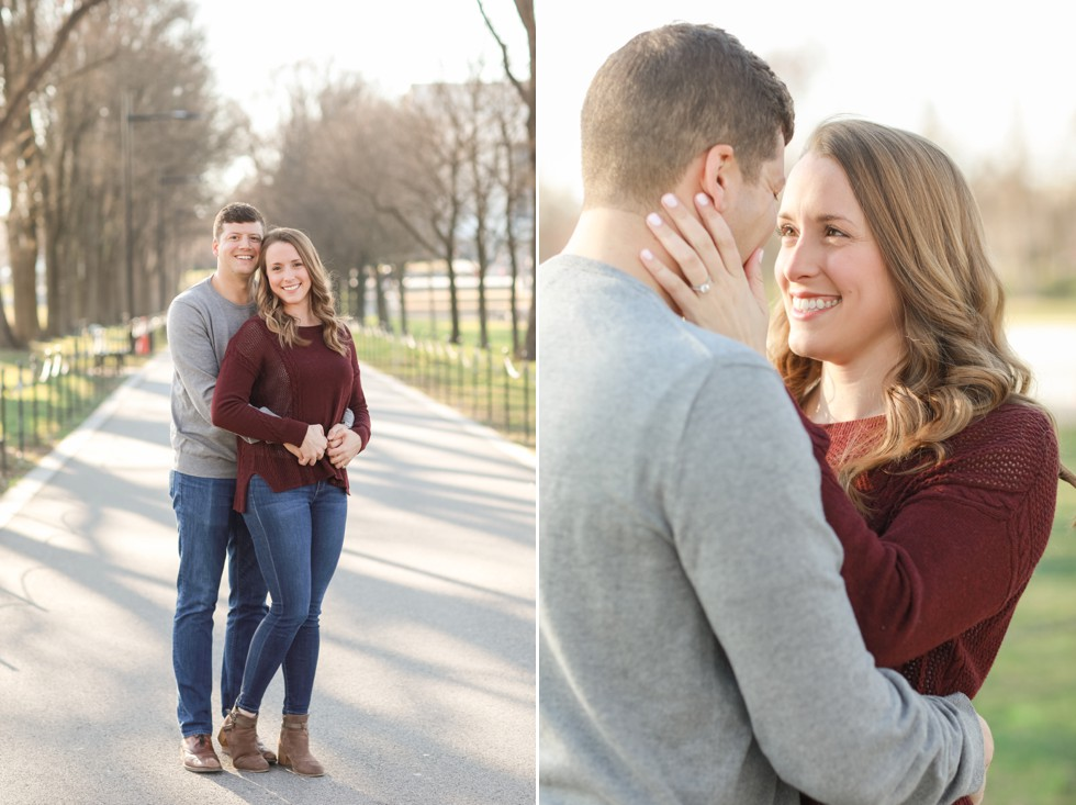 DC engagement photographs