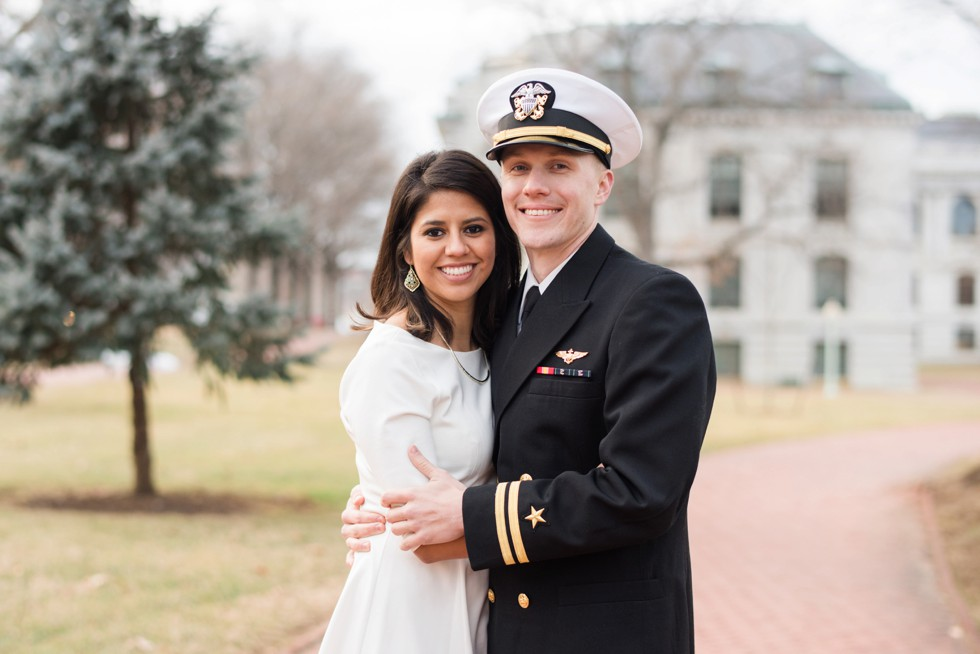 US Naval Academy Engagement