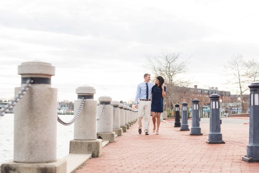 US Naval Academy Rock wall engagement