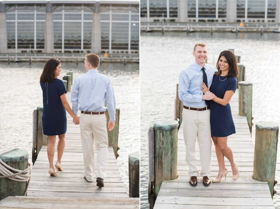 Naval Academy Annapolis engagement