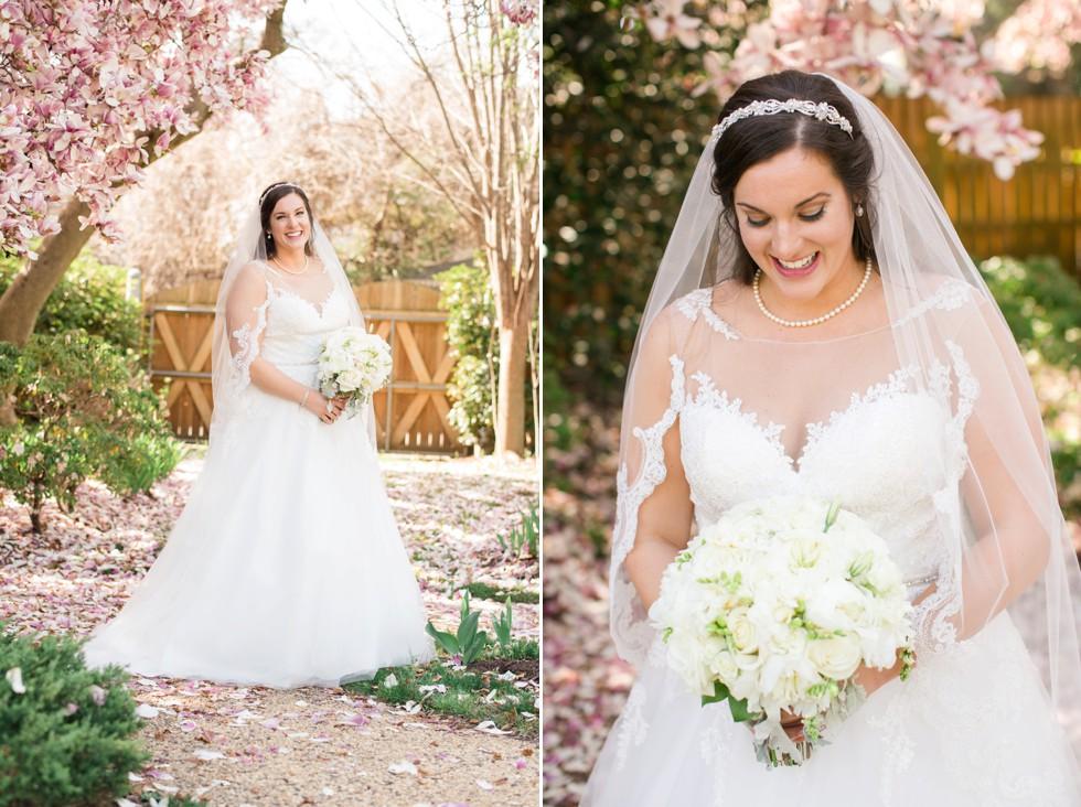 Buchanan House Superintendent's Garden wedding photos