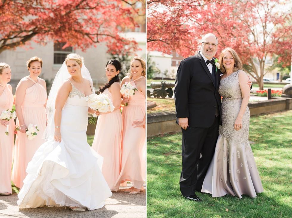 US Naval Academy Family photos