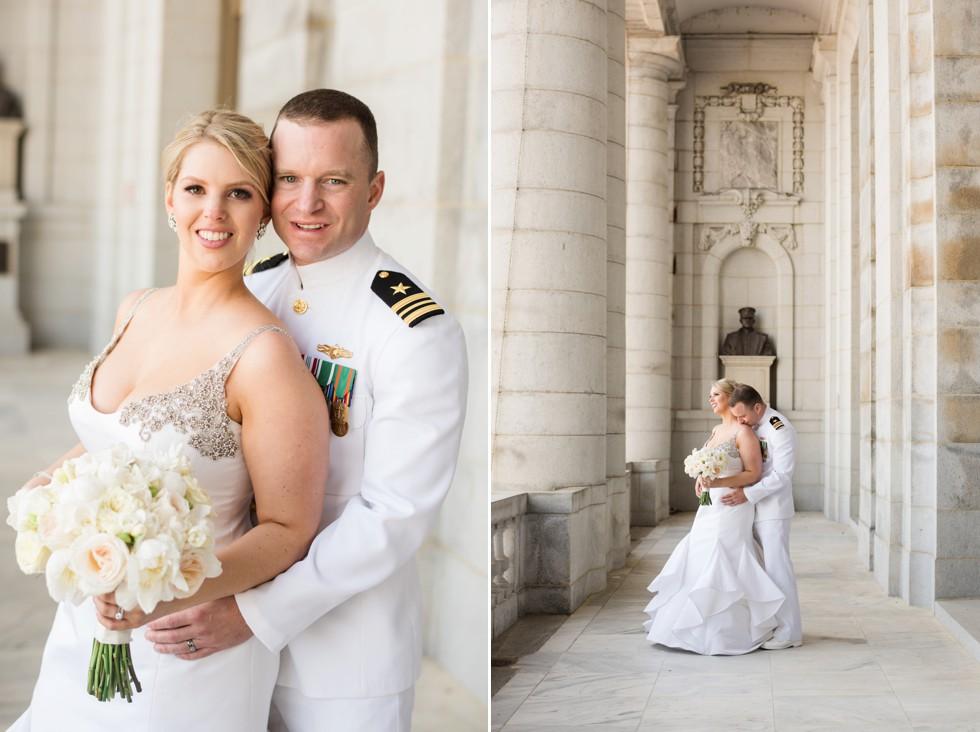 USNA Bancroft Hall wedding photos