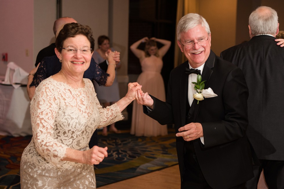 Annapolis Waterfront Hotel, Autograph Collection wedding reception