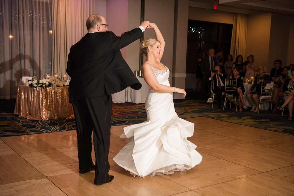 father daughter dance Annapolis Waterfront Hotel