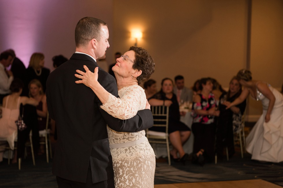mother son dance Annapolis Waterfront Hotel