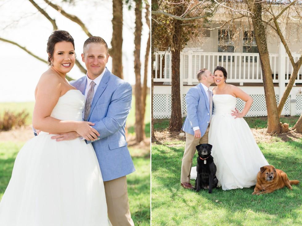 Celebrations at the Bay wedding photos