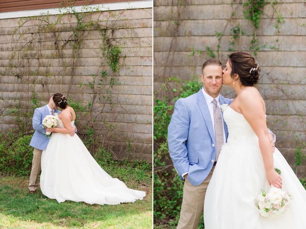 Chesapeake Bay barn wedding