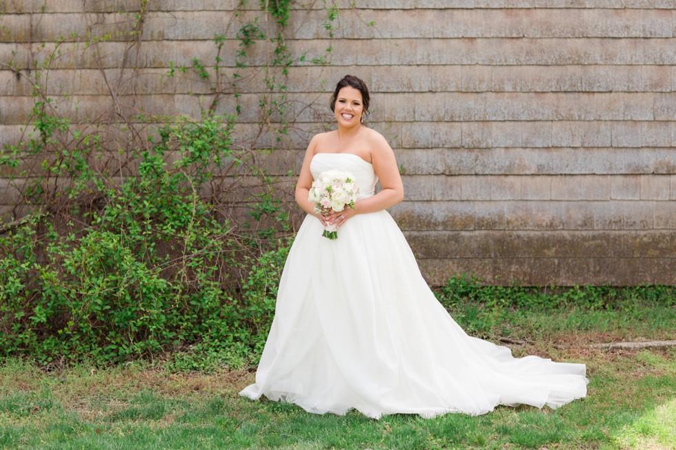 Chesapeake Bay elegant wedding photos