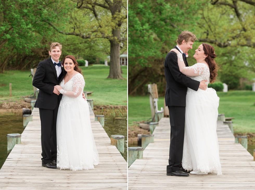 Eastern Shore Wedding photos
