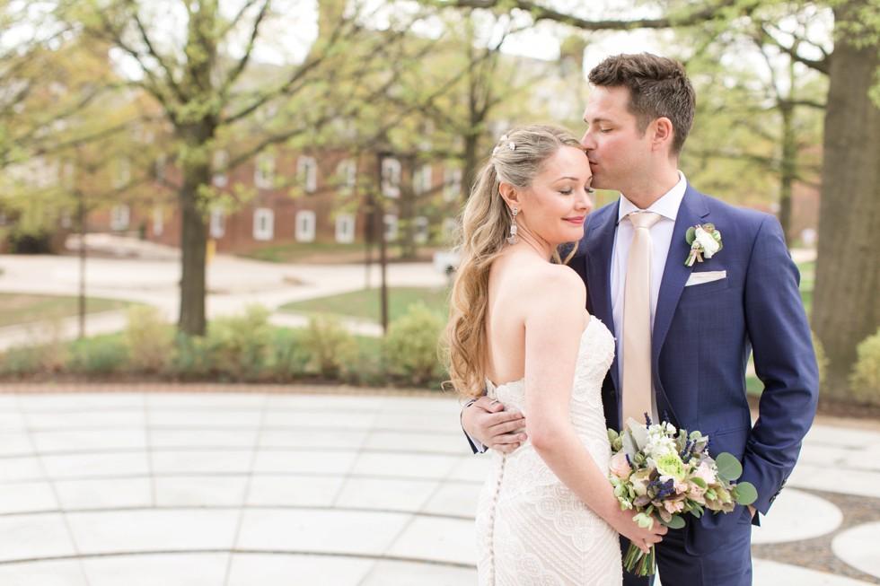 Hotel at the University of Maryland Wedding