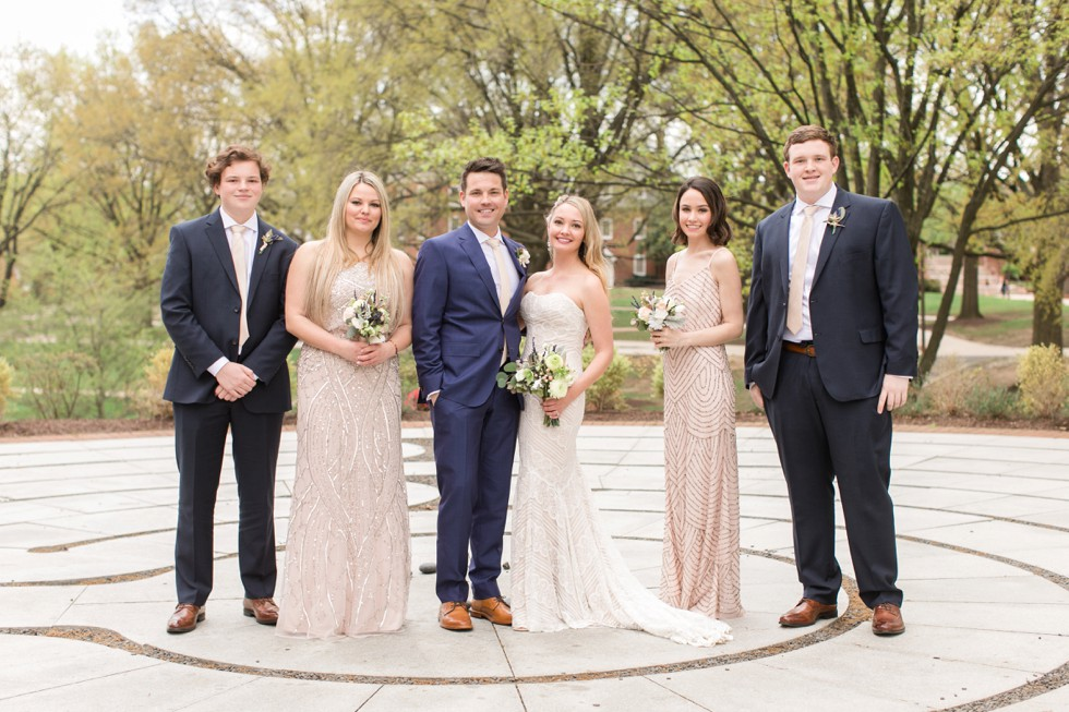 Elizabeth Bailey Weddings UMCP Wedding