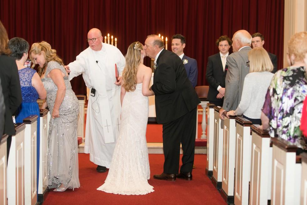 UMD Memorial Chapel ceremony