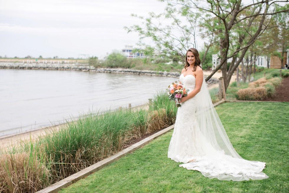 Chesapeake Bay Beach Club Cinco de Mayo bride